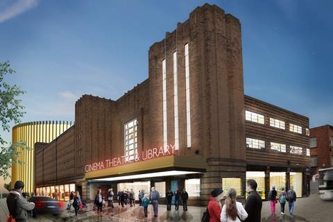 Chester Theatre - Bennetts Associates